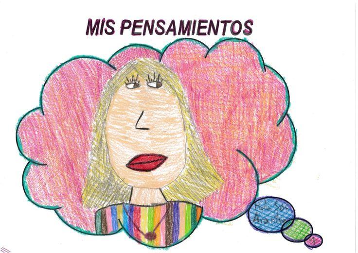 Arantxa.  Auto-Descripción. 3r B CURS 2014-15 by Pilar Garcia Mor via slideshare