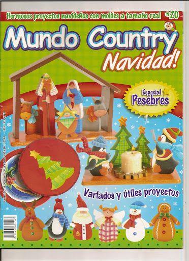 mundo country 20 (sem moldes) - Bete Pereira - Álbumes web de Picasa