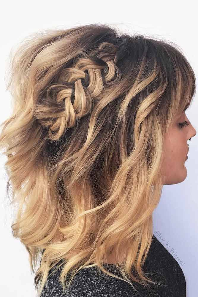 31 Refreshing Medium Length Hairstyles Braids For Short Hair Braids For Long Hair Cool Braids