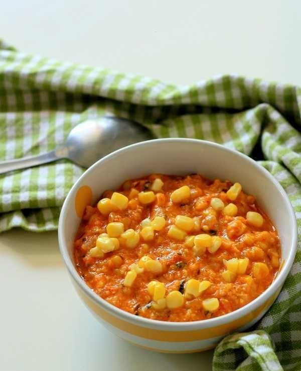 sweet corn ki sabzi recipe corn curry recipe