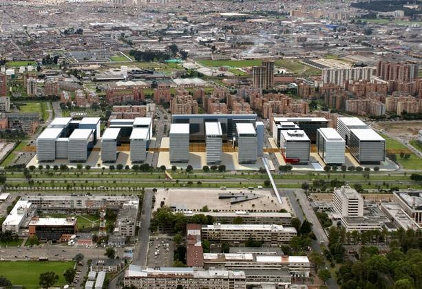 Ciudad Empresarial Sarmiento Angulo, Bogotá