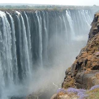 Victoria Falls, So. Africa