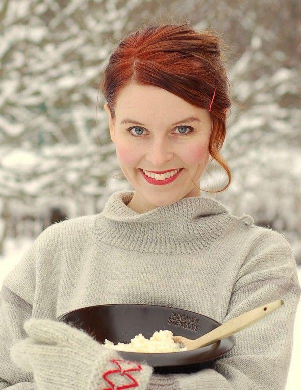 Farmor Annas oslagbara julgröt | Söta saker