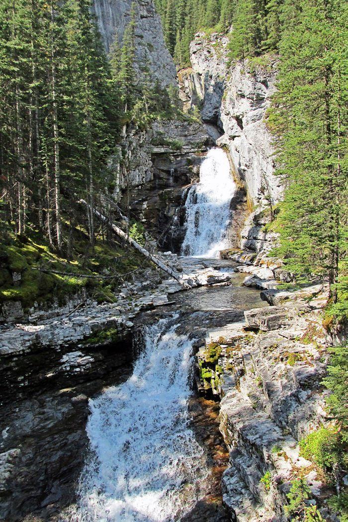 #hiking the flood damaged Memorial Lakes trail in Kananaskis Country, Alberta, Canada