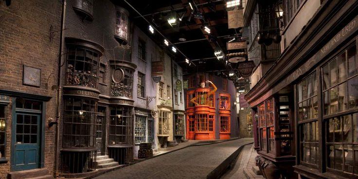 Erlebe die magische Welt von Harry Potter in London! 3 Tage ab 179 € | Urlaubsheld