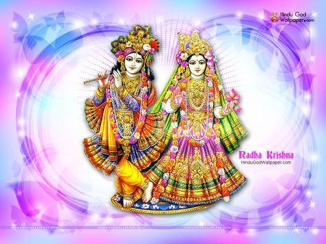 Cute Radha Krishna Wallpapers