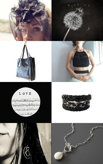 Blacks by Fernanda Ibarrola on Etsy--Pinned with TreasuryPin.com