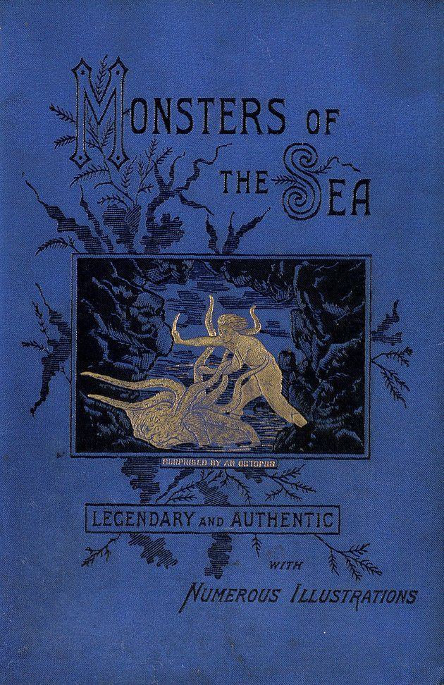 Monsters of the sea, legendary and authentic Gibson, John, d. 1887 ( Author, Primary ) Publisher: T. Nelson and Sons London New York 1890