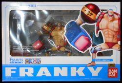 バンダイ Figuarts ZERO/ワンピース フランキー 新世界編Ver./Franky -New World Ver.-