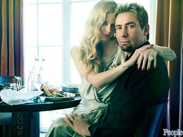 Avril Lavigne and Chad Kroeger: Inside Our Romance – and Baby Plans