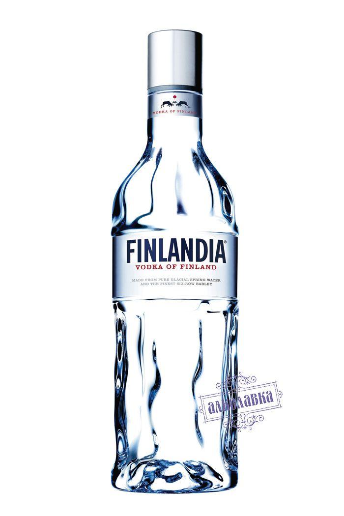 ФИНЛЯНДИЯ. ВОДКА КЛАССИЧЕСКАЯ 40%. 0,5 Л