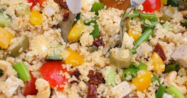 Cous Cous vegetariano: ricetta e preparazione - GreenStyle