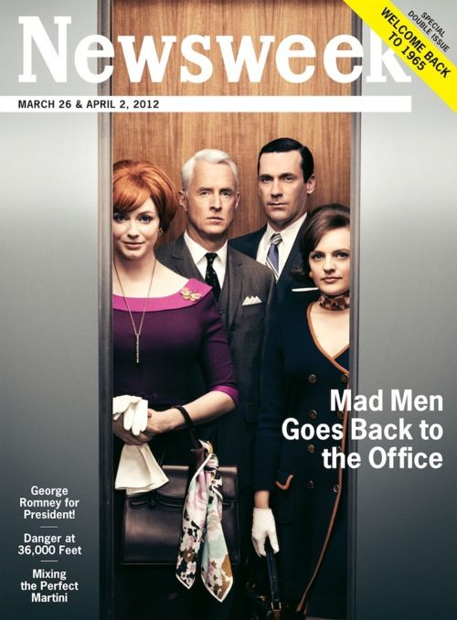 mad men mad men mad men mad menDon Draper, Retro Ads, Madmen, The Offices, Mad Men, 60S Style, Magazines Covers, Design, Newsweek Covers