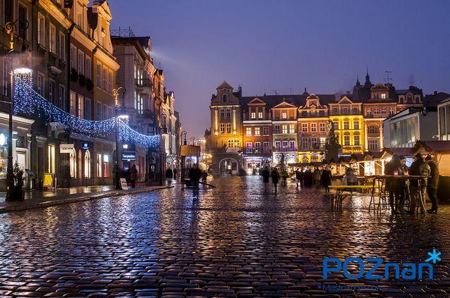 [fot. T. Budasz] #poznan #christmas
