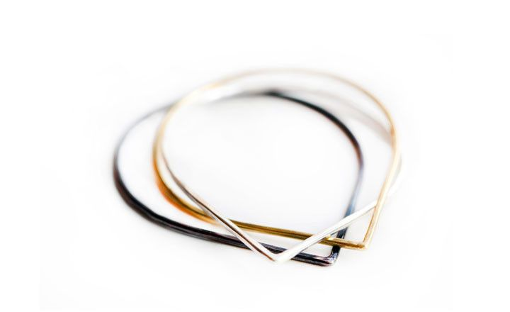 Trikolori Bracelets by Fay Andrada
