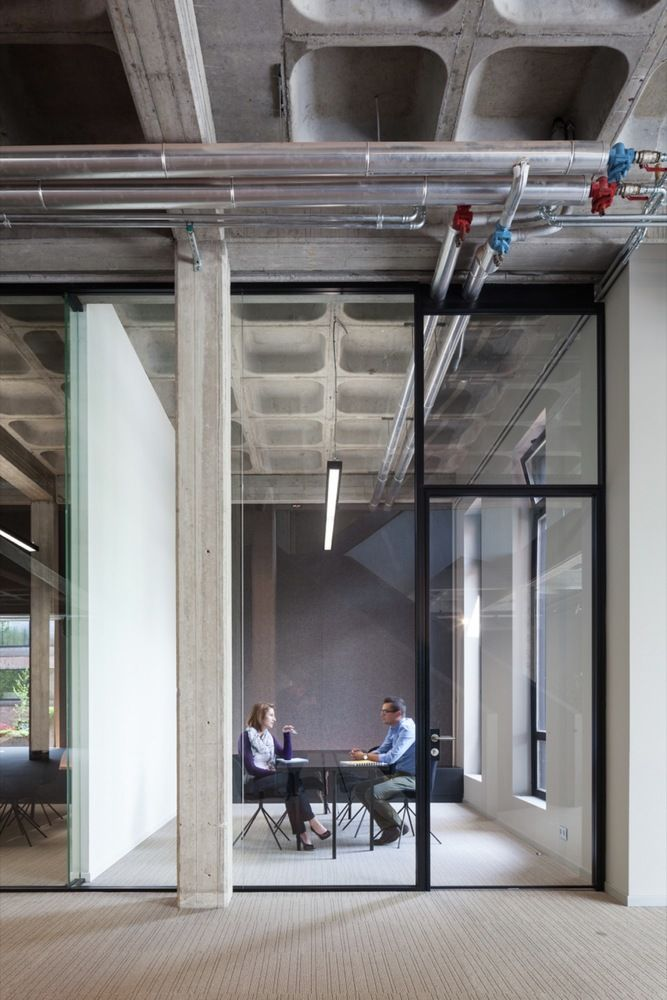 Gallery of AGO Office HQ / Steven Vandenborre architects - 23
