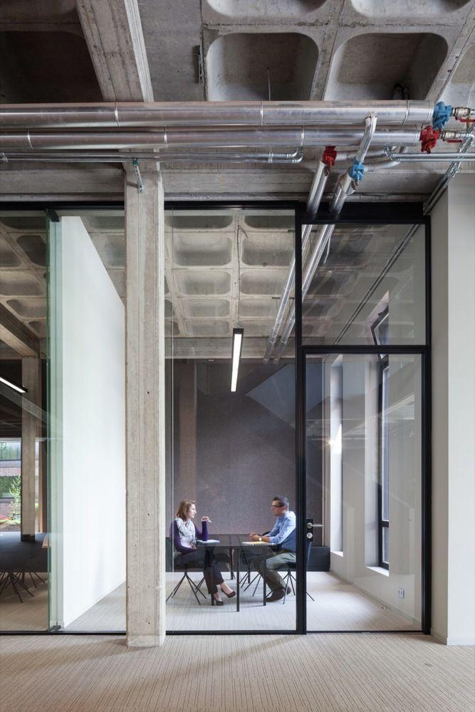 Gallery - AGO Office HQ / Steven Vandenborre architects - 23