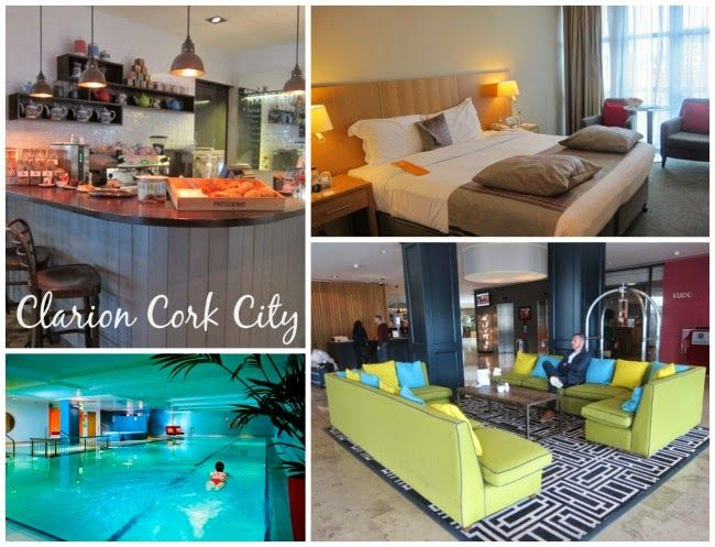 Clarion Hotel Cork City Ireland #visitIreland