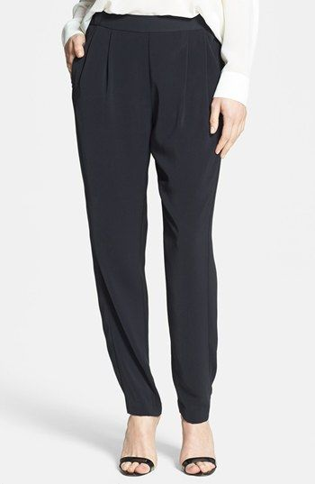 DKNYC Slouchy Pleat Front Pants | Nordstrom