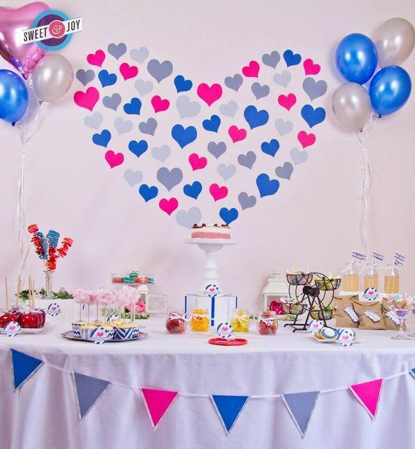 les 42 meilleures images propos de sweet table st valentin sur pinterest friandises f te. Black Bedroom Furniture Sets. Home Design Ideas