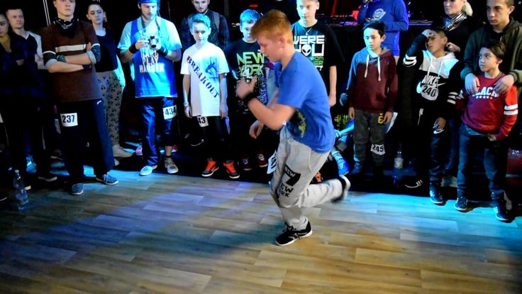 Take the Lead 5//BreakDance Czech Championship 2017 (Kids)