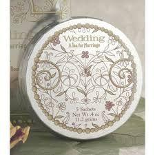 wedding tins