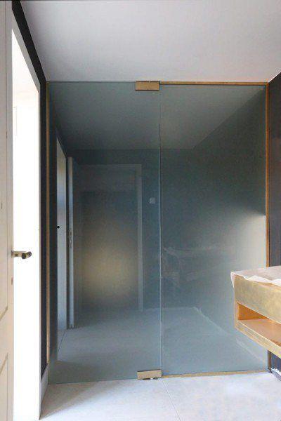 die besten 25 glastrennwand ideen auf pinterest. Black Bedroom Furniture Sets. Home Design Ideas
