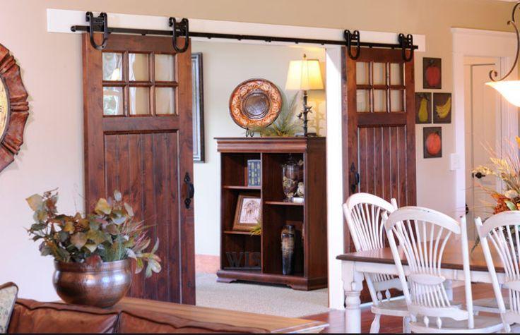17 Best Ideas About Interior Sliding Barn Doors On