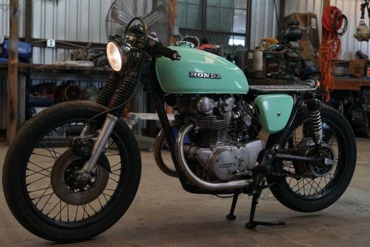 1972 Honda Cb 450 Cafe Racer Custom Cafe Racer Motorcycles For Sale Custom Cafe Racer Cafe Racer Cafe Racer Build