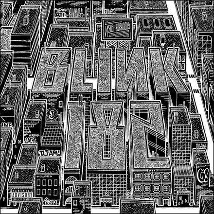 Blink 182 - Neighborhoods Limited Edition Colored Vinyl 2LP July 14 2017 Pre-order
