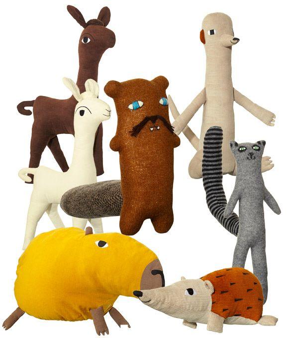 New Donna Wilson creatures!!!