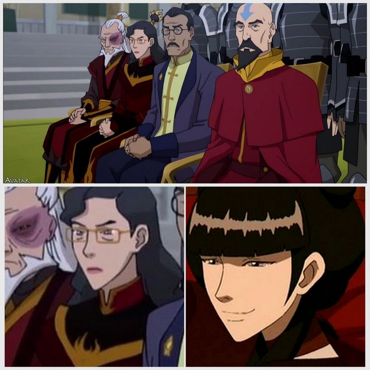 Zuko's daughter (Honora) looks a lot like Mai!! I can't wait for Avatar: Legend of Korra, Book 4: Balance!!!!