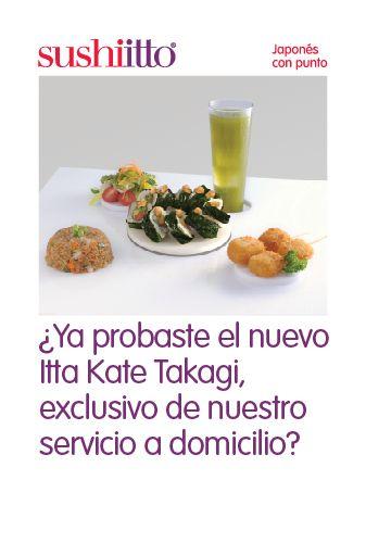Toda una experiencia Japonesa en la comodidad de tu hogar, ordena desde aquí: http://sindelantal.mx/g/sushi-itto/