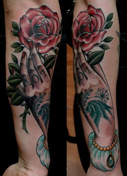 83 best Ink Hands images on Pinterest Ink Cool tattoos and