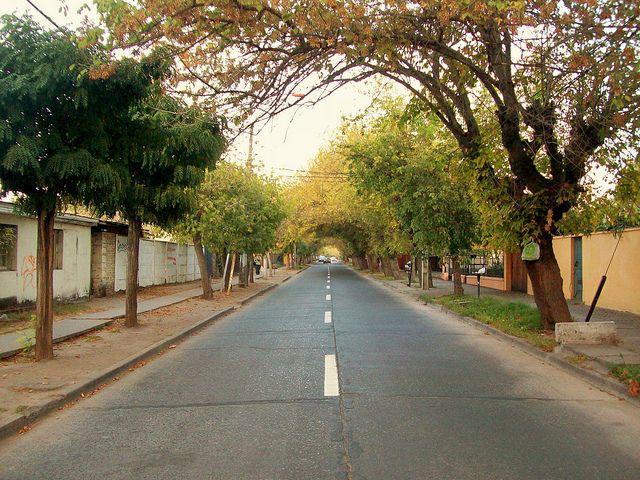 Este foto me recordo bastante a Buin, Chile