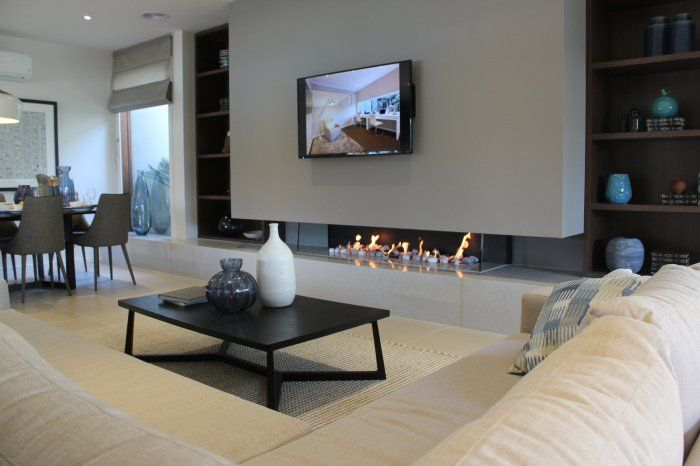 Realflame purevision, Stunning! - Long / landscape look gas fires - Heatworks