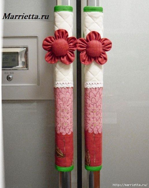 Cosa ti mismo mango protector para el frigorífico (1) (516x653, 179KB)