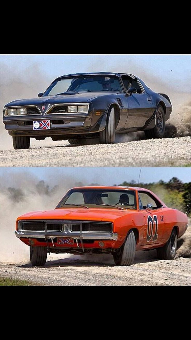Bandit was cooler but the Duke's had a cooler car. But not by much I love Trans Ams.