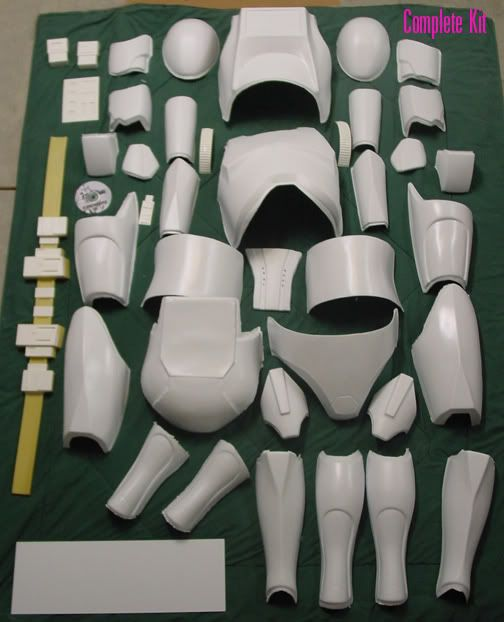 clone trooper armor DIY - Hledat Googlem