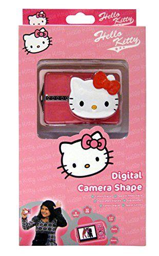 Ingo HEC050N - Cámara Digital Compacta 8 MP (2.4 pulgadas LCD) diseño de Hello Kitty