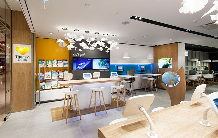 22 best travel agency interior images on pinterest