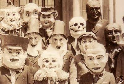 A Nostalgic Halloween. 1937, HALLOWEEN TRICKSTERS