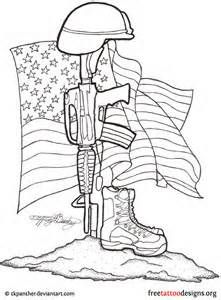 army men fighting coloring pages - photo#45