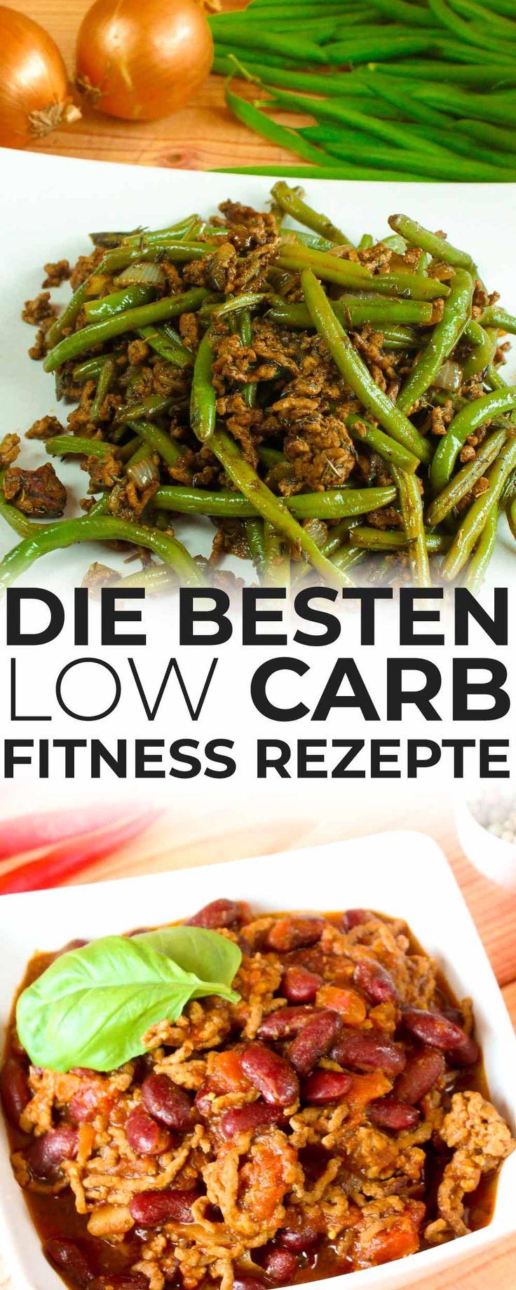 Die 13 Besten Fitness Rezepte für optimalen Muskelaufbau (Low Carb)