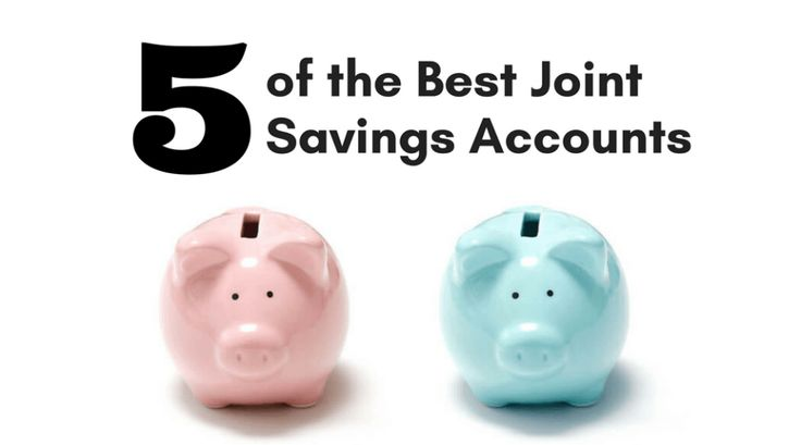 Best Joint Savings Account Rates. Combining finances in a joint savings bank account is one of the biggest commitments a couple makes to each other.