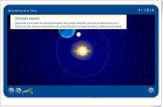 Movimientos de la Tierra (Plataforma Agrega)