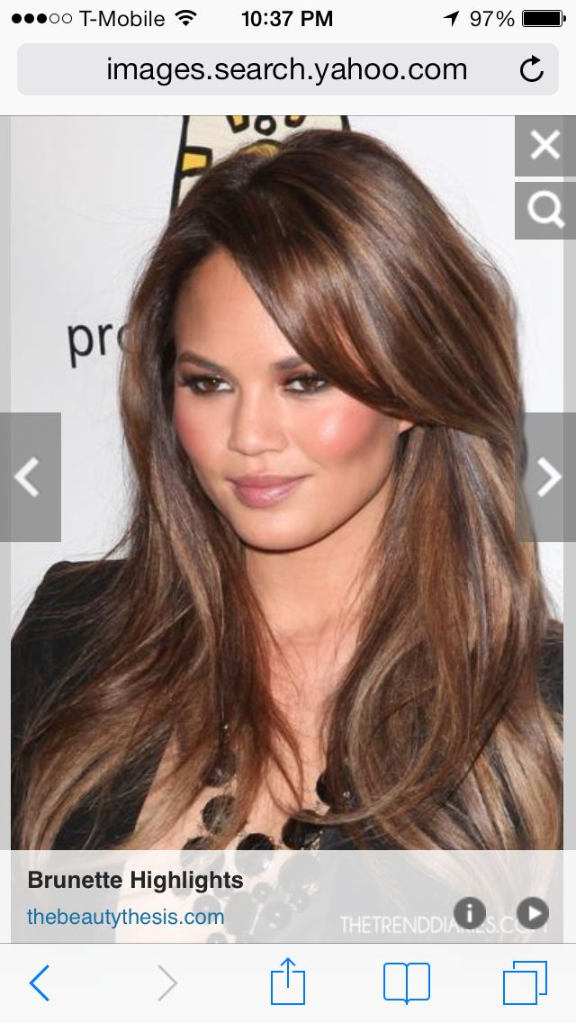 Inspiration for my hair color