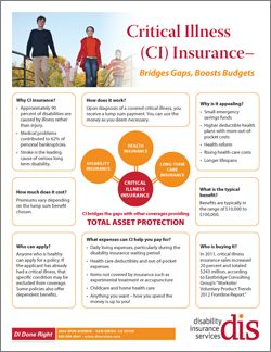 Critical illness insurance trends reveal growing opportunity