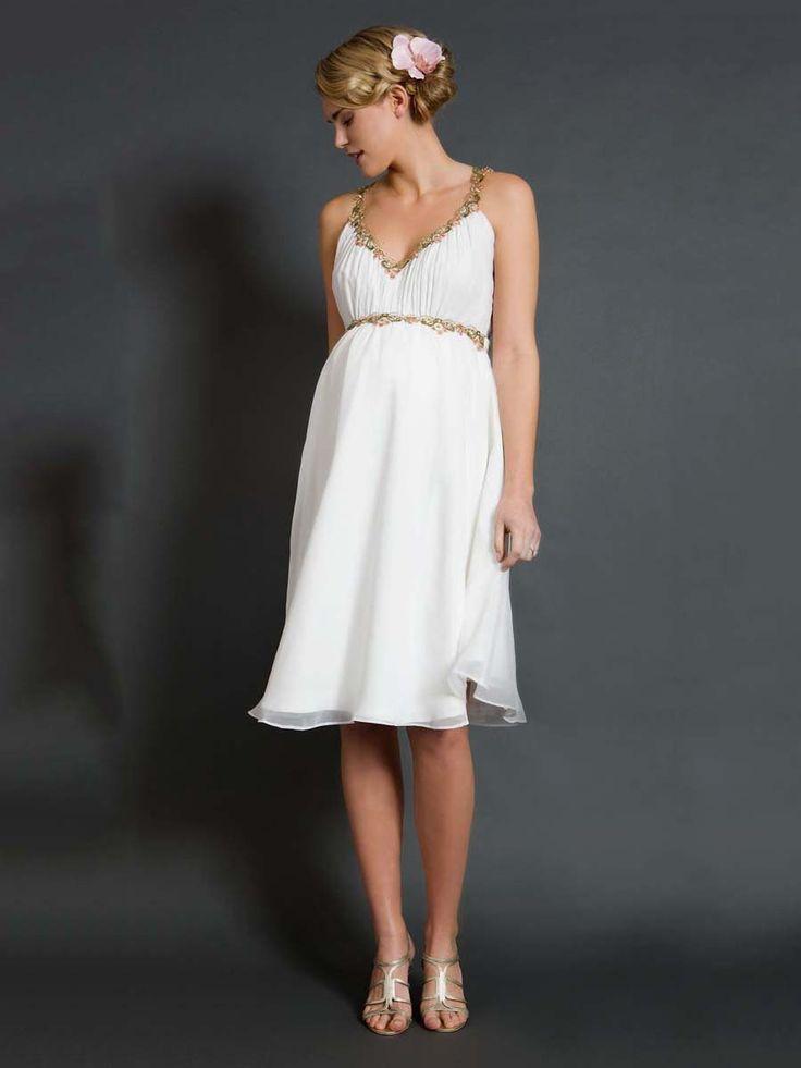 Bridesmaid Maternity Dress Patterns