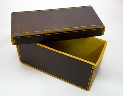 "Check out new work on my @Behance portfolio: ""Leather box"" http://be.net/gallery/41548735/Leather-box"